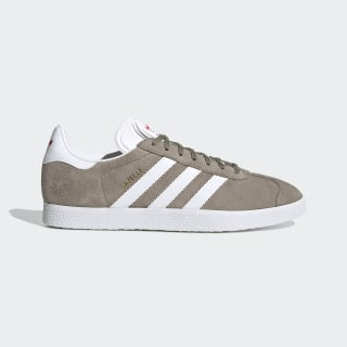 Gazelle Shoes Trace Cargo / Cloud White / Glory Red EF5567