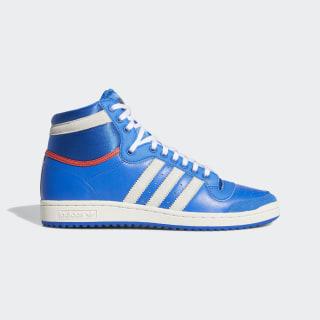 Top Ten Hi Shoes Glory Blue / Orbit Grey / Gold Metallic EG5517