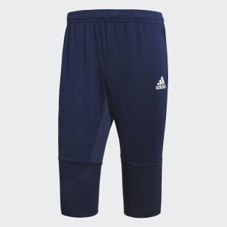 Pantaloni 3/4 Condivo 18 Dark Blue / White CV8240