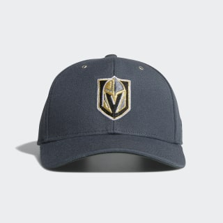 Golden Knights Adjustable Leather Strap Hat Nhl-Lvs-5vd CY2626