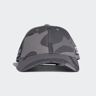 Camo Baseball Hat Grey Four / Black / White EH4067