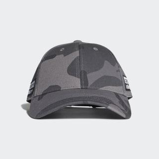 Camo Baseball-Kappe Grey Four / Black / White EH4067