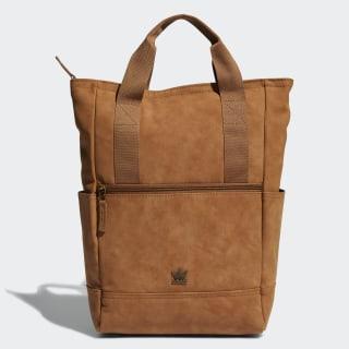 Tote 3 Suede Backpack Medium Brown CL5505