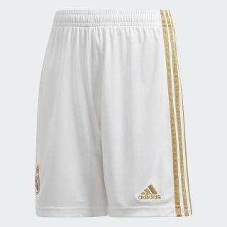 Pantalón corto primera equipación Real Madrid White DX8840