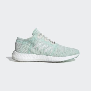 Pureboost Go Shoes Clear Mint / Cloud White / Raw White B75827