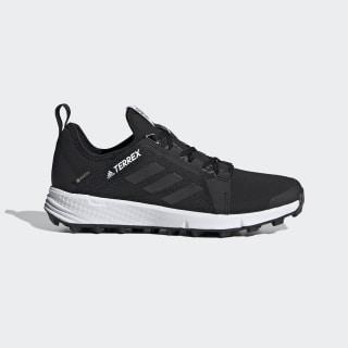 TERREX Speed GORE-TEX Trailrunning-Schuh Core Black / Core Black / Cloud White EH2293