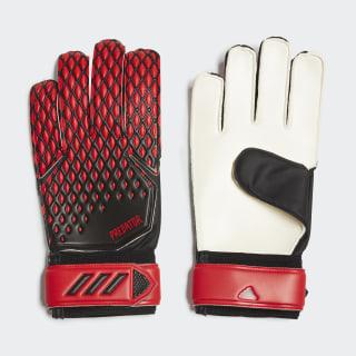 Predator 20 Training Goalkeeper Gloves Black / Active Red FH7295
