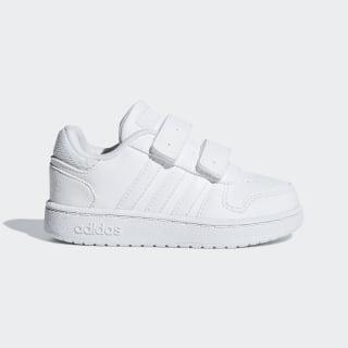 Hoops 2.0 Shoes Ftwr White / Ftwr White / Ftwr White F35899