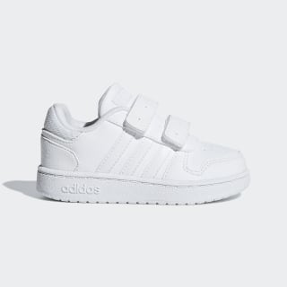 Hoops 2.0 Shoes Ftwr White / Ftwr White / Ftwr White F35899