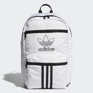 National 3-Stripes Backpack White CL5488
