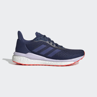 Zapatillas para correr Solardrive 19 Tech Indigo / Boost Blue Violet Met. / Purple Tint EE4264