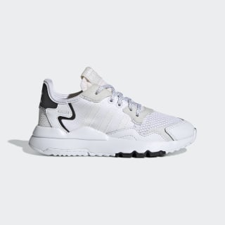 Nite Jogger Schuh Cloud White / Cloud White / Crystal White EE6476