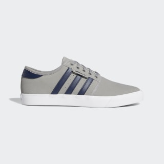 Seeley Shoes Charcoal Solid Grey / Collegiate Navy / Cloud White EG2631