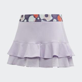 Юбка для тенниса Frill Purple Tint / Shock Yellow FK7138