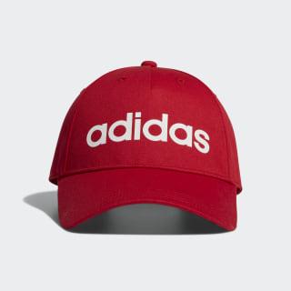 Кепка DAILY CAP scarlet / white EC4703