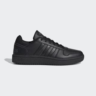 Баскетбольные кроссовки Hoops 2.0 core black / core black / grey six EE7897