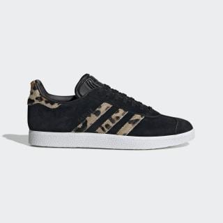 Gazelle Schuh Core Black / Core Black / Raw Desert EG8756