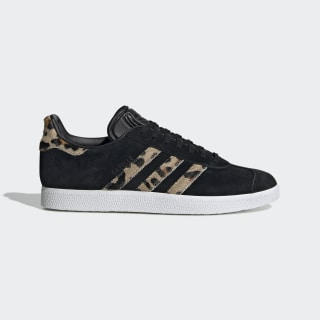 Gazelle Shoes Core Black / Core Black / Raw Desert EG8756