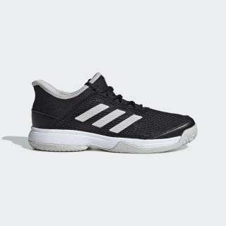 Tenis Adizero Club K core black/ftwr white/GREY ONE F17 EF0601