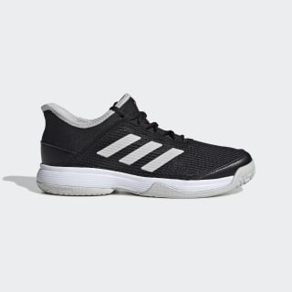 Tenis Adizero Club Core Black / Cloud White / Grey One EF0601
