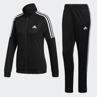 Tiro Track Suit Black / White BK4695