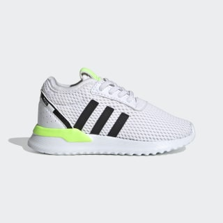 U_Path X Shoes Cloud White / Core Black / Signal Green EG3454