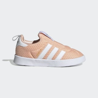 Gazelle 360 Shoes Glow Pink / Cloud White / Grey Two EE6295