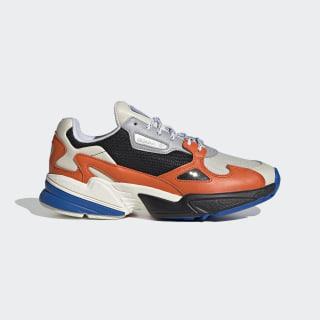 Falcon Shoes Off White / Core Black / Orange EG9934