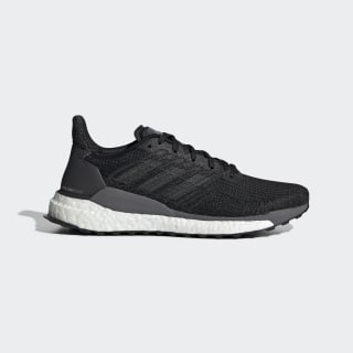 Sapatos Solarboost 19 Core Black / Carbon / Grey Five F34086