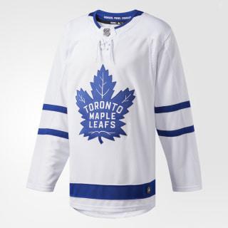 Maillot Maple Leafs Extérieur Authentique Pro WHITE CA7117