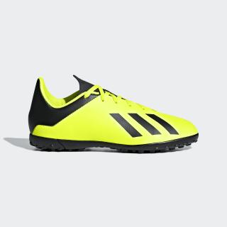 Zapatos de Fútbol X Tango 18.4 Césped Artificial SOLAR YELLOW/CORE BLACK/SOLAR YELLOW DB2435