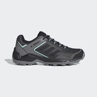 Terrex Eastrail Hiking Shoes Grey Four / Core Black / Clear Mint EE6566