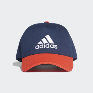 Graphic Cap Collegiate Navy / Active Red / White DW4758