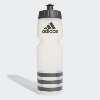Botella 3-Stripes Performance de 750 ml Transparent / Carbon / Carbon DJ2235