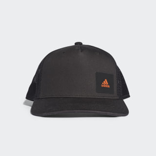 Gorra Trucker H90 Black / Raw Amber / Black CY6046