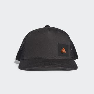 H90 Trucker Cap Black / Raw Amber / Black CY6046
