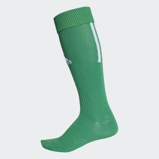 Футбольные гетры Santos 18 bold green / white CV8108