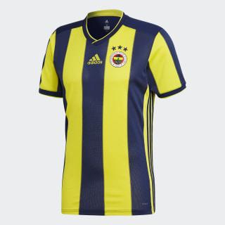 Fenerbahçe SK İç Saha Forması Shock Yellow / Dark Blue CG0683