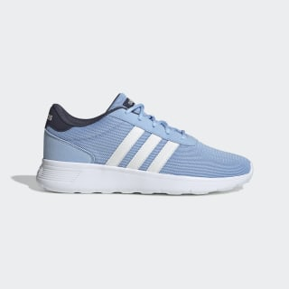 Lite Racer Shoes Glow Blue / Running White / Trace Blue EE8255