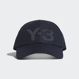 Y-3 Logo Kappe Legend Ink FS3318
