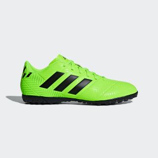 Calzado de Fútbol Nemeziz Messi Tango 18.4 Pasto Sintético SOLAR GREEN/CORE BLACK/SOLAR GREEN AQ0623