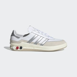 Tenis Galaxy Spezial Cloud White / Silver Metallic / Off White F35662