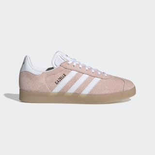 Zapatillas Gazelle Clear Orange / Cloud White / Ecru Tint CG6060