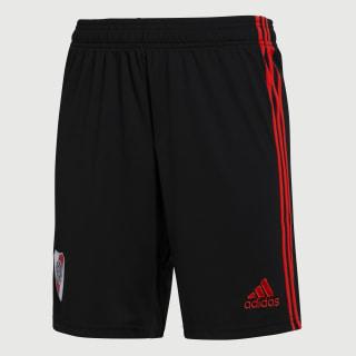 Shorts Uniforme Titular River Plate Black / Active Red DX5928
