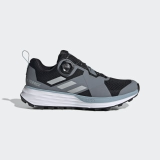 Terrex Two Boa Trail Running Schoenen Core Black / Grey Two / Ash Grey EE8825