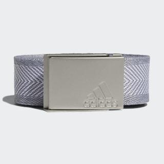 Heather Webbing Belt White / Grey Three CY7506