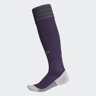 Manchester United Home Goalkeeper Socks Legend Purple / Black EH5549