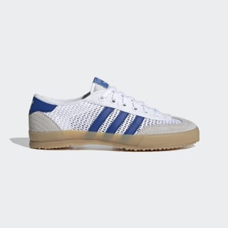 Chaussure Tischtennis Cloud White / Grey Two / Team Royal Blue EF5629