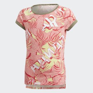 Polera The Pack White / Yellow Tint / Glory Pink / Core Pink FM1198
