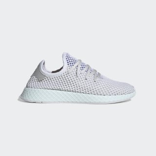Deerupt Runner Shoes Grey One / Cloud White / Ice Mint F34121